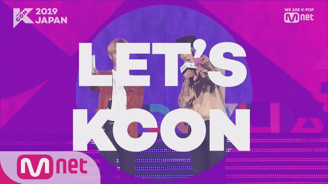 [#KCON2019JAPAN] 1st Line-up OPEN
