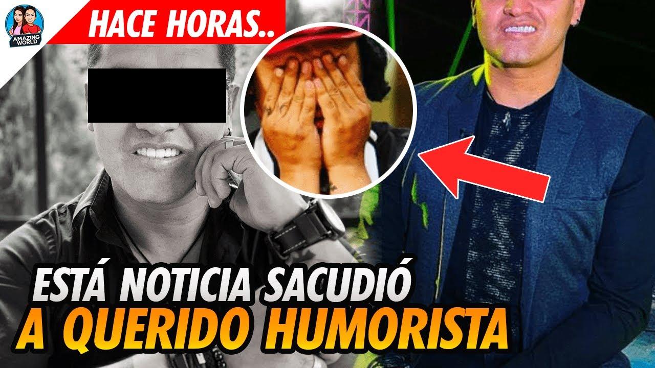 ⚠️ATENCIÓN: HACE UN MOMENTO el FAMOSO HUMORISTA HASSAM REVELÓ  como DESCUBRIO su ENF3RM3DAD