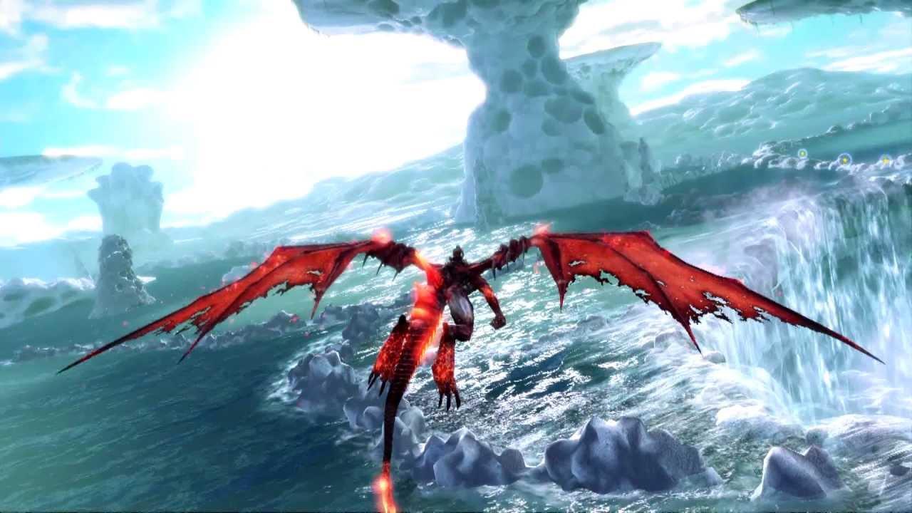 Crimson Dragon – Xbox One Announce Trailer