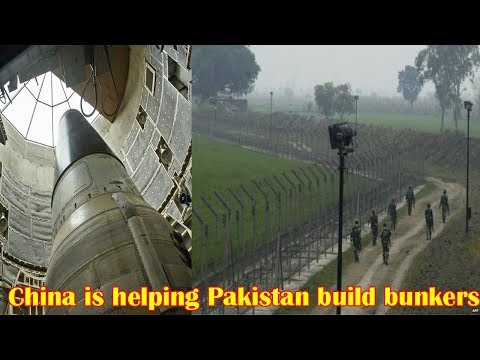 China is helping Pakistan build bunkers along Gujarat, Rajasthan border. But why?