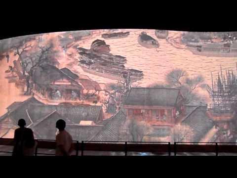 Qing Ming Shang He Tu - Singapore Expo