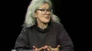Angela Carter Interview by Lisa Appignanesi