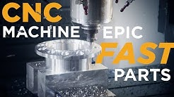 CNC Machining Parts For Off-Road Race Trucks - TV Episode