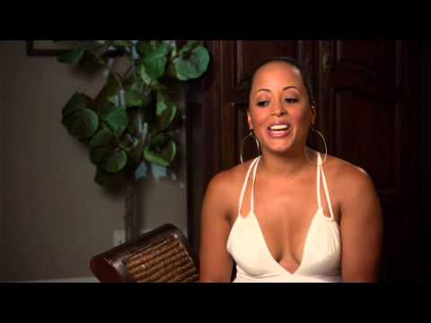 "A Haunted House 2: Essence Atkins ""Kisha"" On Set Movie Interview"
