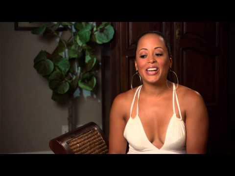 """A Haunted House 2: Essence Atkins """"Kisha"""" On Set Movie Interview"""