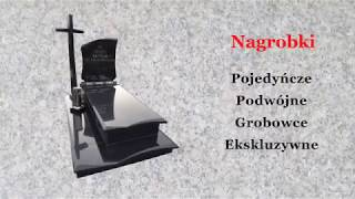 Kamień do ogrodu Małkowo Kamieniarstwo nagrobkowe Dariusz Augustyniak. Hurtownia płyt granitowych