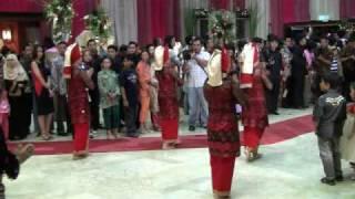 Pernikahan Angga & Imel - welcome dance