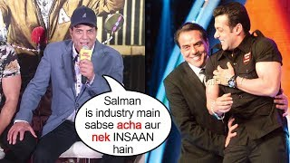 Dharmendra Declares Salman Khan As The Most Honest Man In Bollywood At YPD 3 Trailer Launch