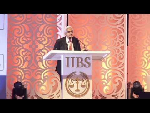 Speech by Mr. Shaktikanta Das at IIBS 2015