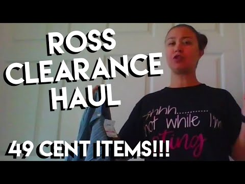 ross-clearance-sale-clothing-haul---150+-items-for-49-cents-or-super-cheap!