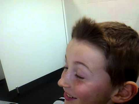 Tommy With Tin Tin Hair YouTube - Hairstyle cepak mandarin