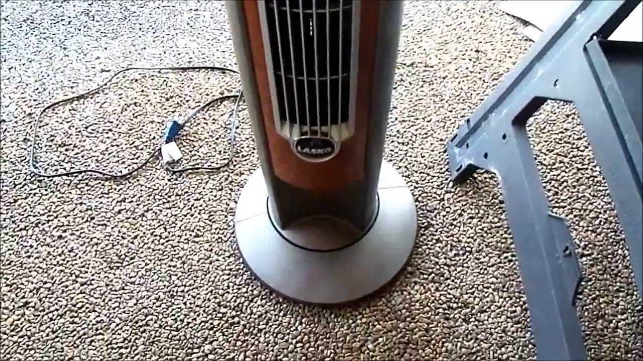 Tower fan squeaks when oscillating the fix youtube publicscrutiny Image collections