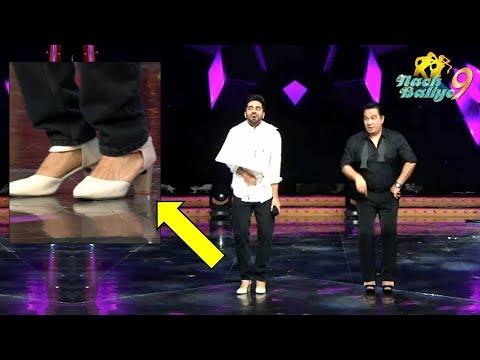 Watch! Ayushman Khurana FUNNY Dance In HEELS On Nach Baliye 9 Mp3