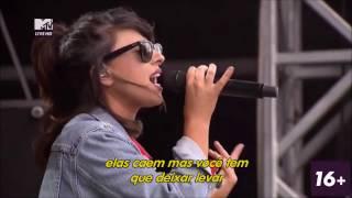 Foxes - Body Talk (Live at V Festival) (Legendado PT-BR)