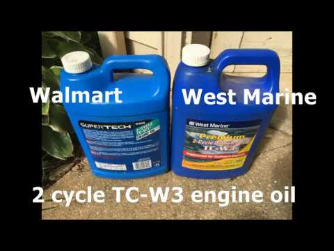 how to mix oil with gas for Johnson 90 hp 2 cycle outboard?