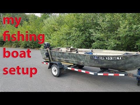 My Boat Setup