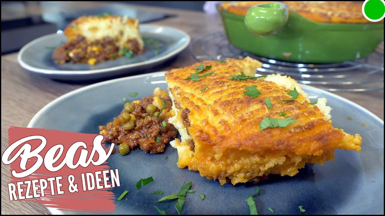 Kartoffel- Hackauflauf | Shepherd's Pie Rezept