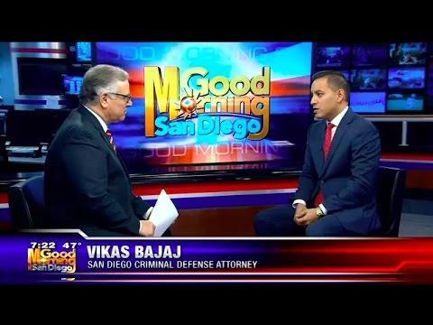 Attorney Vikas Bajaj Featured On KUSI News San Diego, CA