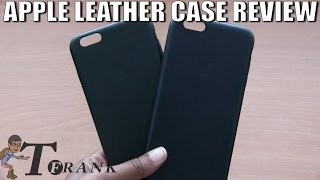 iPhone 6S Plus Leather Case Review (9 Months Later) By T. Fr@nk