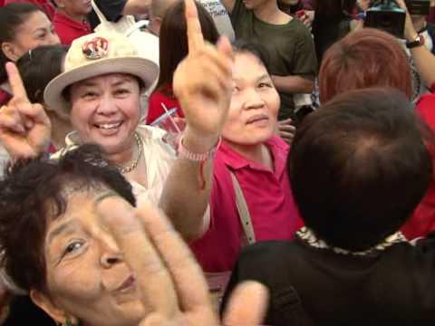 Thaksin allies win landmark Thai election