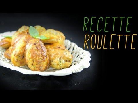 Recette : Madeleines salées tomates, feta, basilic !