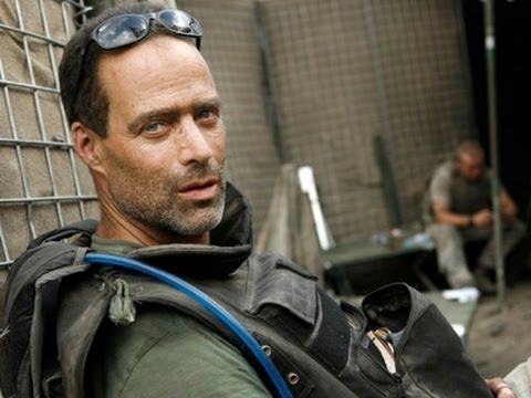 Sebastian Junger Reflects on Restrepo Soldiers