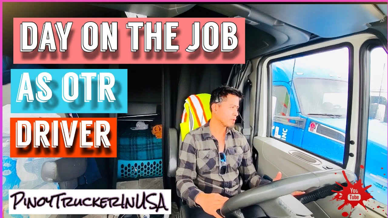 Download A Week Of My Life - My Passion   OTR Truck Driver  Vlog #005