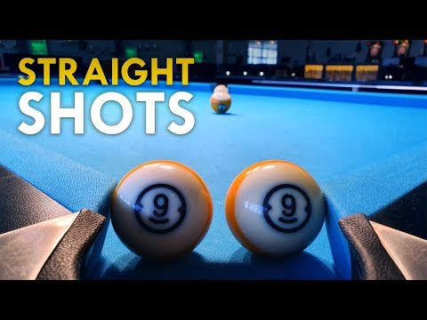 Pool Lesson | Everything About Straight Shots