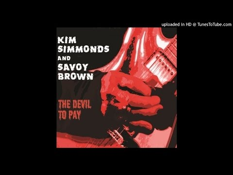 Kim Simmonds And Savoy Brown Got an Awful Feeling