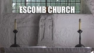 Escomb Saxon Church 675 A.D Bishop Auckland County Durham