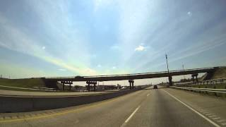 southbound on i 35 from hwy 121 in north dallas to i 45 toll in north austin 2015 09 27 1 of 2