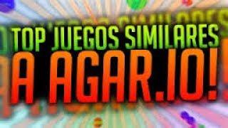 TOP 5 MEJORES JUEGOS SIMILARES A AGAR.IO