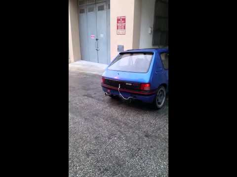 Peugeot 205 Mi16 Turbo Malta
