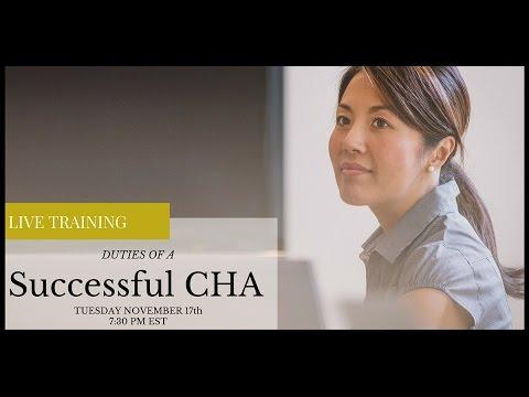 chiropractic assistant training webinar - Chiropractic Assistant Duties