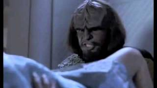 Star Trek TNG: Giving Birth to a Baby REVERSED
