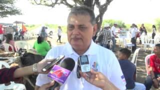 """Inauguración del Proyecto Turístico Rural Comunitario en """"Puerto Los Lirios"""", Somotillo"""