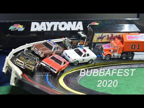 Bubbafest 2020 (Smokey and the Bandit & Dukes of Hazzard Slot Car Festival!)