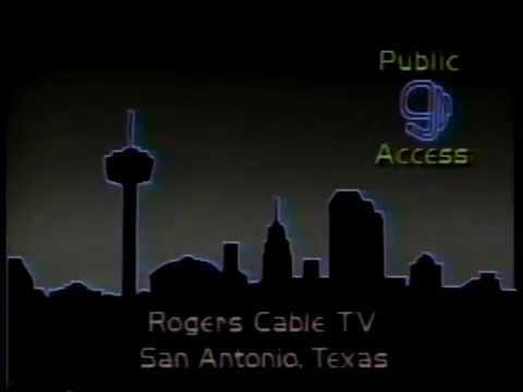 Rogers Cable San Antonio - Public Access Television Channel 9 Promo 1986