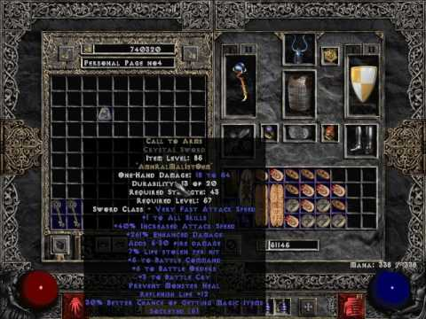 Diablo  Best Crafted Amulets