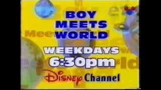 Boy meets world trailer
