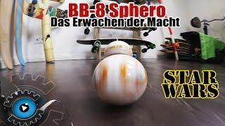 star wars bb 8 by sphero droid review das erwachen der macht episode 7 deutsch german