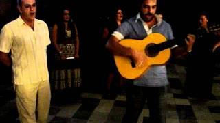 Coro del Carmen Cadiz, cultos 2011.