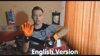 Uhlsport Ergonomic 360 Supergrip HN Gloves Review By Gloves N