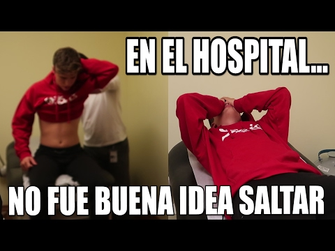 Thumbnail: WE ENDED UP IN THE HOSPITAL....