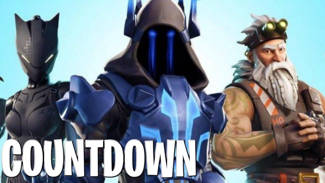 Fortnite Season 7 Countdown 400 Am Est Update Drops Fortnite