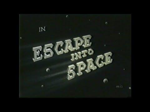 Rocky Jones, Space Rangers 1954   S01E07  Escape Into Space