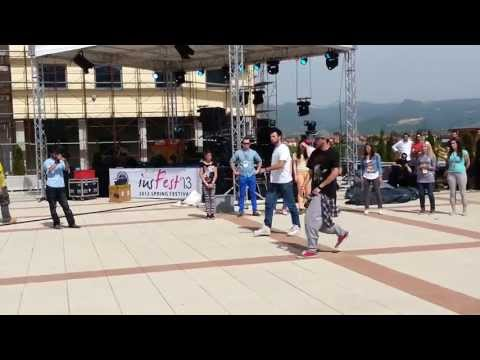 Flashmob - International University of Sarajevo Spring Festival 2013 1080p (FULL HD)