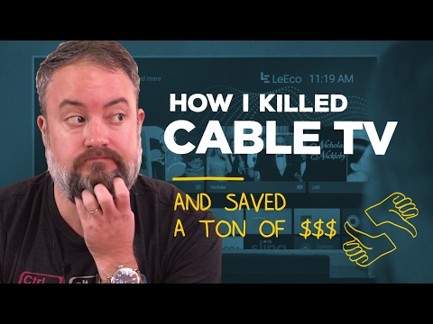Cut The Cord And CANCEL CABLE TV FOR GOOD!!!