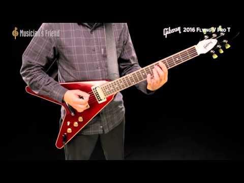 Gibson 2016 Flying V Pro T