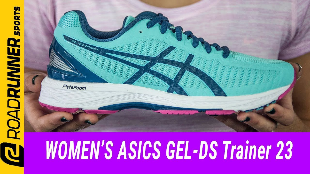 Royaume-Uni disponibilité 854ea 56853 Women's ASICS GEL-DS Trainer 23 | Fit Expert Review